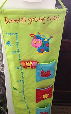 Children Baby Bedroom Nursery Items Height Chart Wall Decoration/accessories