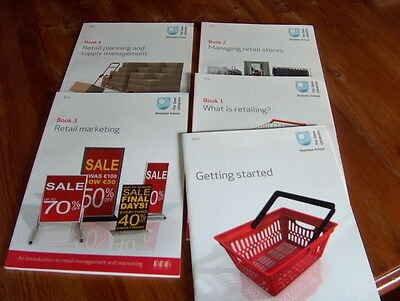 Open University Course B122 An intro to retail management & marketing