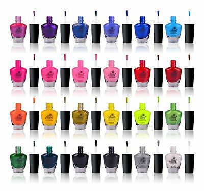 SHANY The Cosmopolitan Nail Polish set - Pack of 24 Colors - Premium Quality