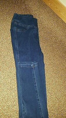 river island kids jeans/jeggings size 11-12 years