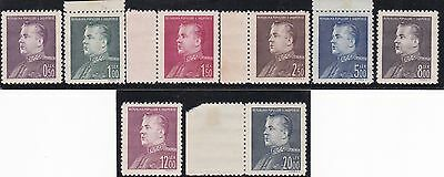 Albania, 1949, M.H. stamps, see scans.lot 4