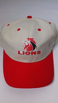 Lions South Africa Super Rugby cap