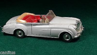 Dinky Toys №194 Bentley S2 Sports Coupe  With Box
