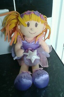 ELC plush Fairy doll