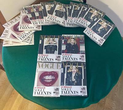 "Madonna Vogue Italia February 2017 "" 4 Different Covers"""