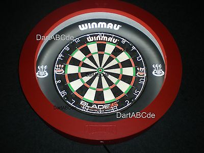 Bulls LED Dartboard Surround, Board Beleuchtung mit Dimmer
