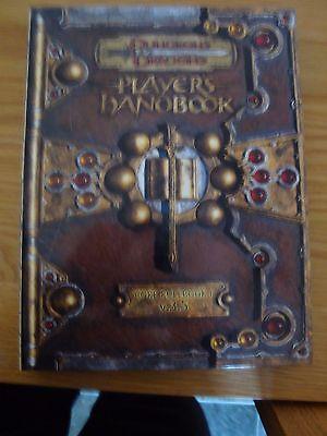 dungeons and dragons players handbook v3.5