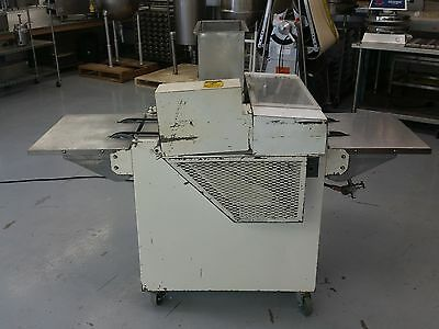 SEE VIDEO Magna Automatic Cookie Dough Depositor Machine