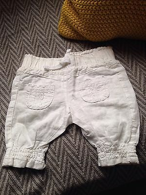 Next Baby Girl Trousers 0-1