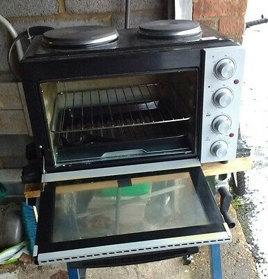 electric hob oven