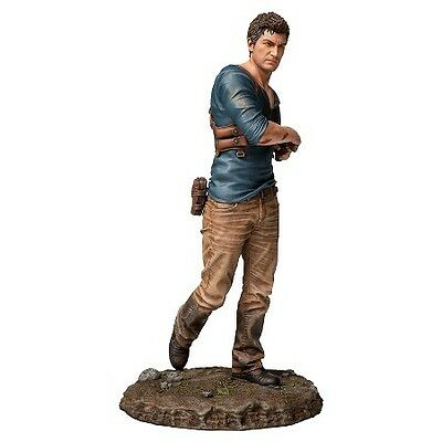 Uncharted 4: A Thief's End - Nathan Drake Statue (Collector's Edition Version)