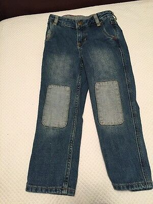 Hanna Andersson Unisex Jeans 100