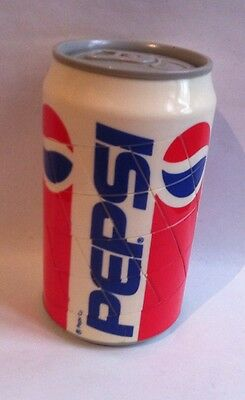 Vintage Pepsi Can Puzzle Promotional Advertising