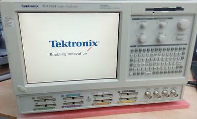 Tektronix TLA5204 136 Channels 2 GHz Deep Timing Logic Analyzer