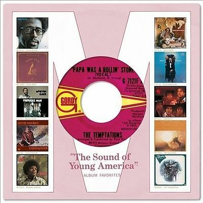 The Complete Motown Singles, Vol. 12B: 1972 [Box] 6 Cd's New And Sealed