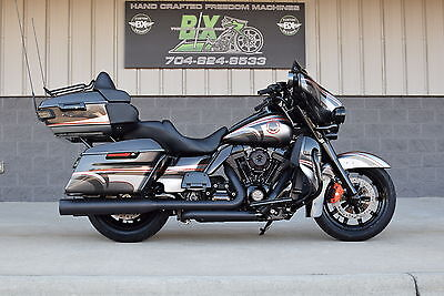 2014 Harley-Davidson Touring  2014 ULTRA CLASSIC CUSTOM $14K IN XTRA'S!! 1 OF A KIND!! MUST SEE! BAD @SS!!