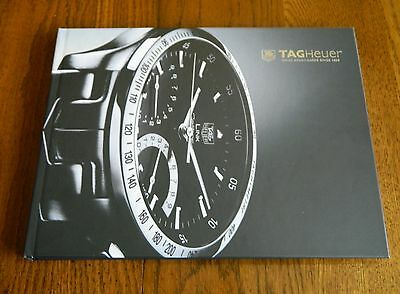 TAGHeuer Watch The Catalogue Hardcover 2007 Photo credits Steve McQueen