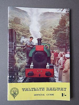 Talylln Railway Offical Guide