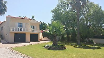 Algarve Luxury Detached Villa to rent sleeps 8. February 26 - March 5th 2017