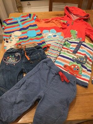 Gorgeous Coordinating Set Of Boys Clothes Size 9-12 Months