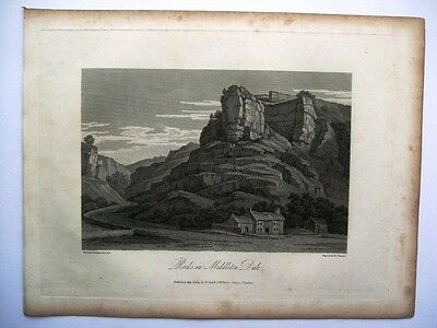 Rocks in Middleton Dale (Cadell and Davies, 1817)