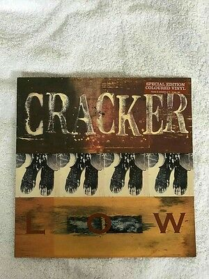 "Cracker - Low Limited Edition Pink Vinyl 10"" Single"