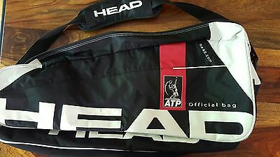 Head official ATP tennis bag