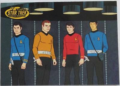 Star Trek ANIMATED ADVENTURES - Promo Card P2 (NSU)