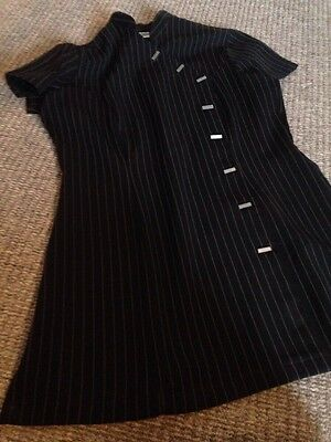Pinstripe Beauty Tunic 12