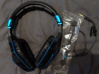 Casque Evil Witchcraft 3 PS4 XBOX ONE 360 PS3