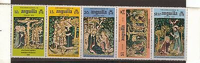 Anguilla:1976:Easter 1976 Strip.MNH