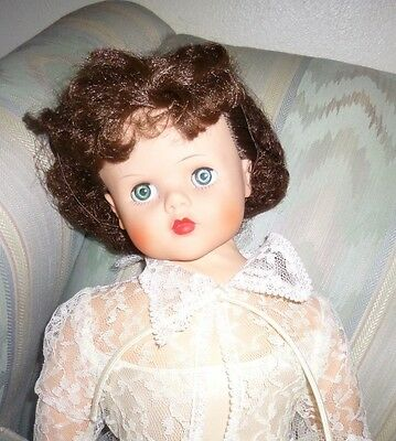 Vintage Doll Betty The Beautiful Bride 30'' Delux