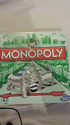 Monopoly original board game Classic Game NEW AND SEALED