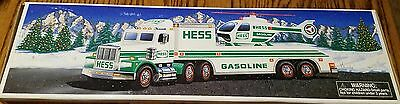 Hess Toy Truck and Helicopter 1995 MIB/NIB