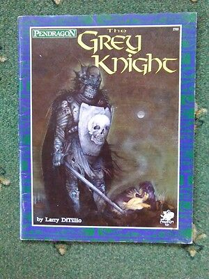 Pendragon RPG - The Grey Knight