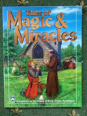 Pendragon RPG - Tales of Magic and Miracles