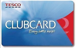 Tesco Clubcard Vouchers £20 (worth up to £80 in value)