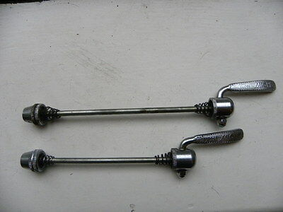 MICHE COMPETITION SKEWER SET VINTAGE BIKE SKEWERS FROM THE 70s campagnolo 531