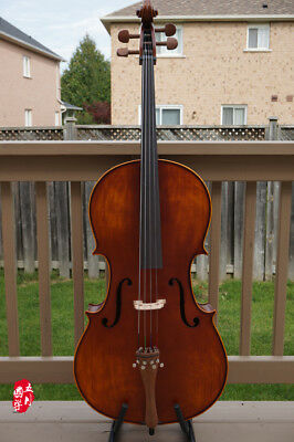 Solid Wood Cello (4/4)