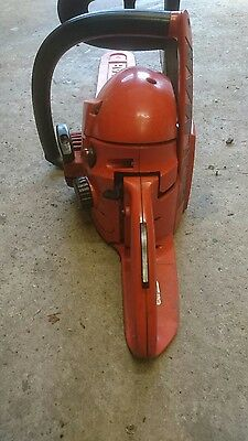 dolmar chainsaw,ps45 with 16 inch bar and chain.