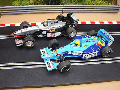 Used Scalextric Formula One Cars - Loads More Cars For Sale