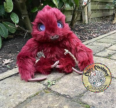 Baby Velvet ❤ One Of A Kind Poseable Creature