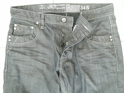 Next Mens Blue Jeans Size 34 S
