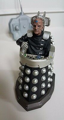 """RARE Davros 5"""" Radio Controlled from Doctor Who Excellent Working Condition"""