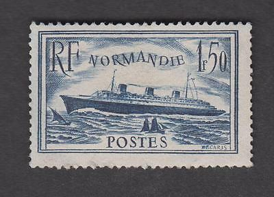 """France - Timbres neufs ** - Paquebot """"Normandie"""" - N° 299 - 1935"""