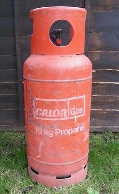 19kg Calor Gas Propane empty gas bottle