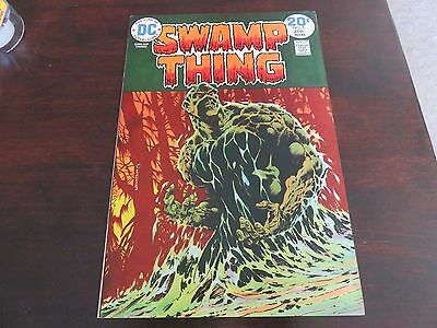 Swamp Thing #9 (Mar-Apr 1974, DC) VF 8.5