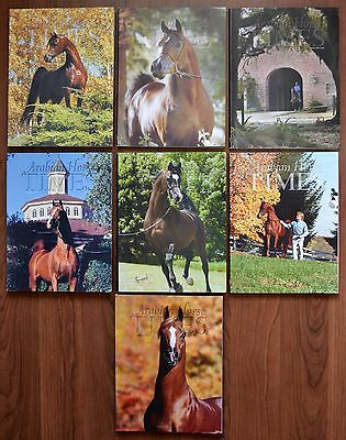 Arabian Horse Times Magazines 2004  Lot of 7 National champion Horse show