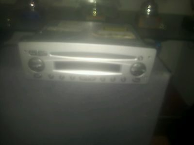 Radio originale cd alfa 156