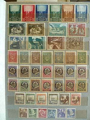 Italy, Vatican old, valuable stamp collection.